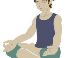 瞑想 「あらゆる悩みを超越する(解脱)」