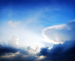 最初に出会った自己啓発・成功哲学本・雲の上の太陽